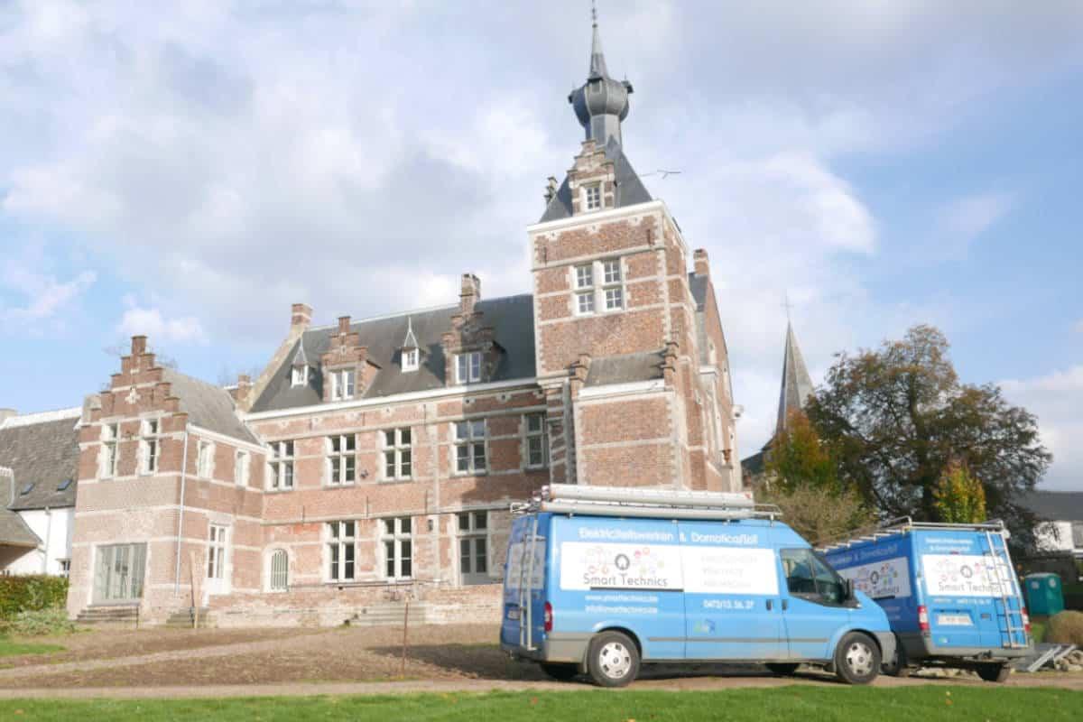 Algemene elektriciteitswerken Leuven Vlaams-Brabant