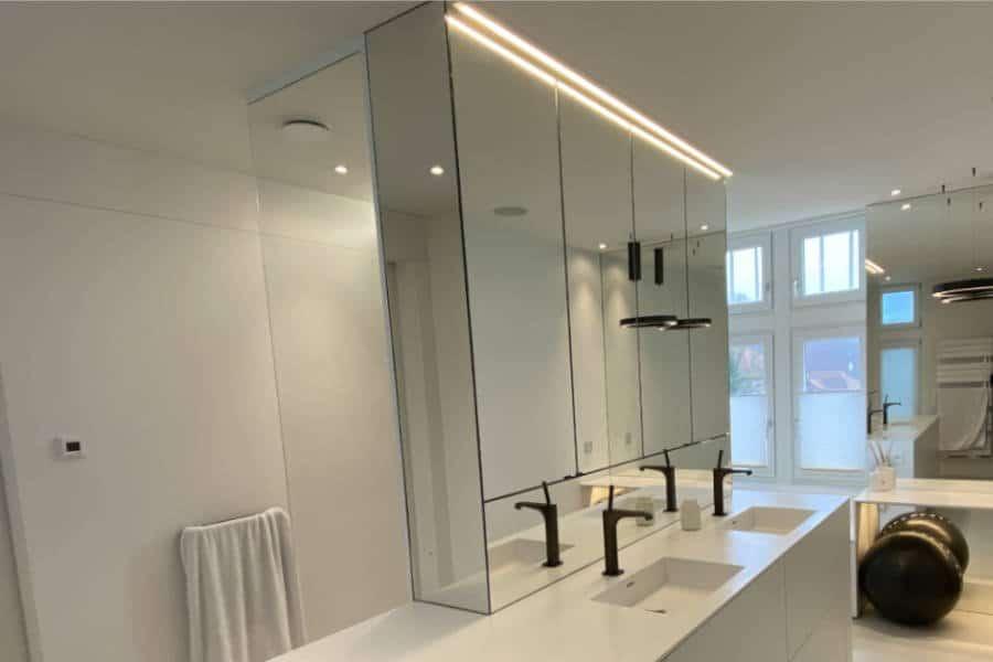 Elektriciteit leggen laten plaatsen badkamer Leuven